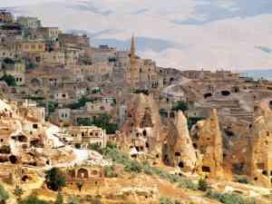 Cappadocia, Turkey by Annelieke Huijgens