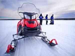 Snowmobile Safari, Rovaniemi, Finland by Wild Nordic Finland