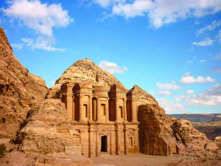 Petra, Jordan by Gary Hayes