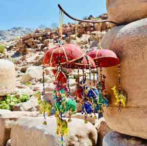 Petra Bazaar, Jordan by Ian Carter