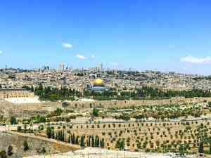 Jeruslaem, Israel by Marion Bunnik