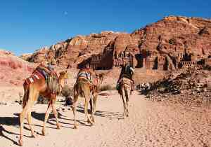 Petra, Jordan by David Hein