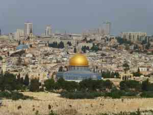 Jerusalem, Israel by Marion Bunnik