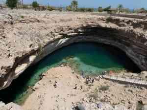 Bimah Sinkhole, Oman, by Jeremy van Heerde
