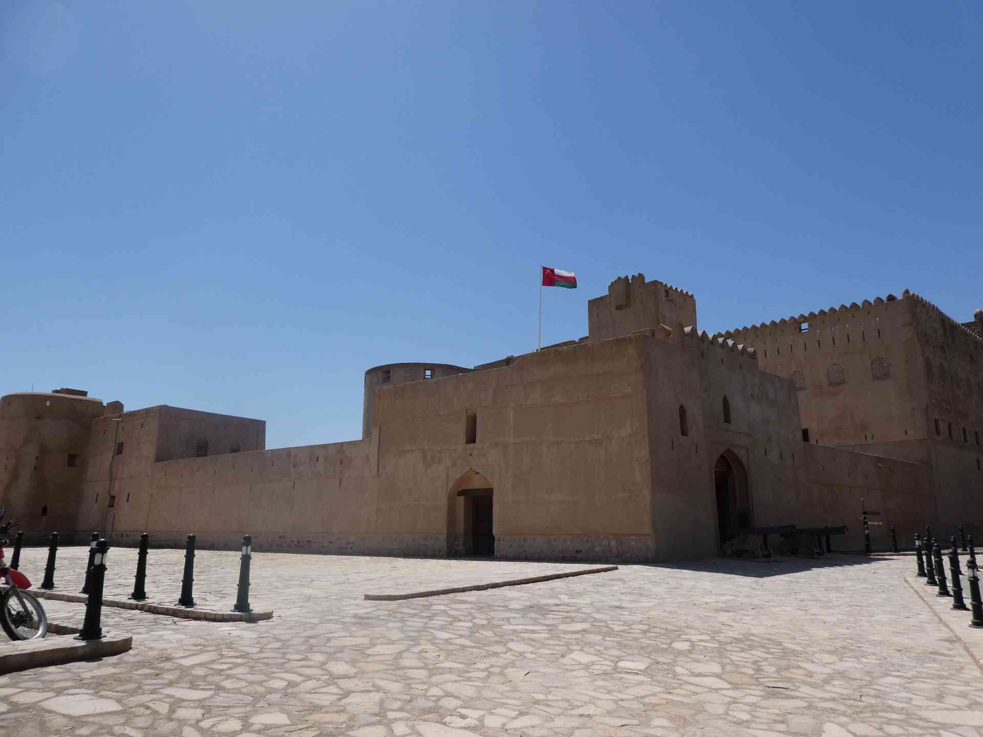 Jabreen Castle, Oman by Jeremy van Heerde