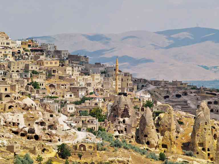 Göreme Valley, Turkey