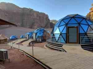 Wadi Rum luxury camp, by Memories Aicha Luxury Camp