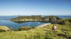 Bay of Islands, New Zealand by Alistair Guthrie