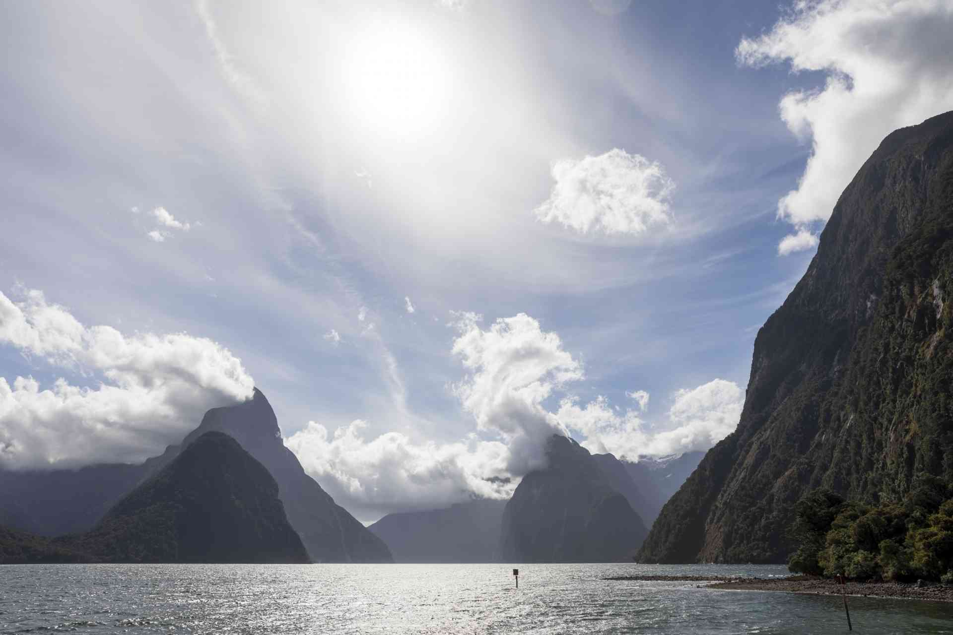 Milford Sound, New Zealand by Graeme Murray