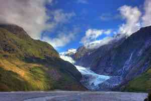 Franz Josef, New Zealand by Anthony Cramp