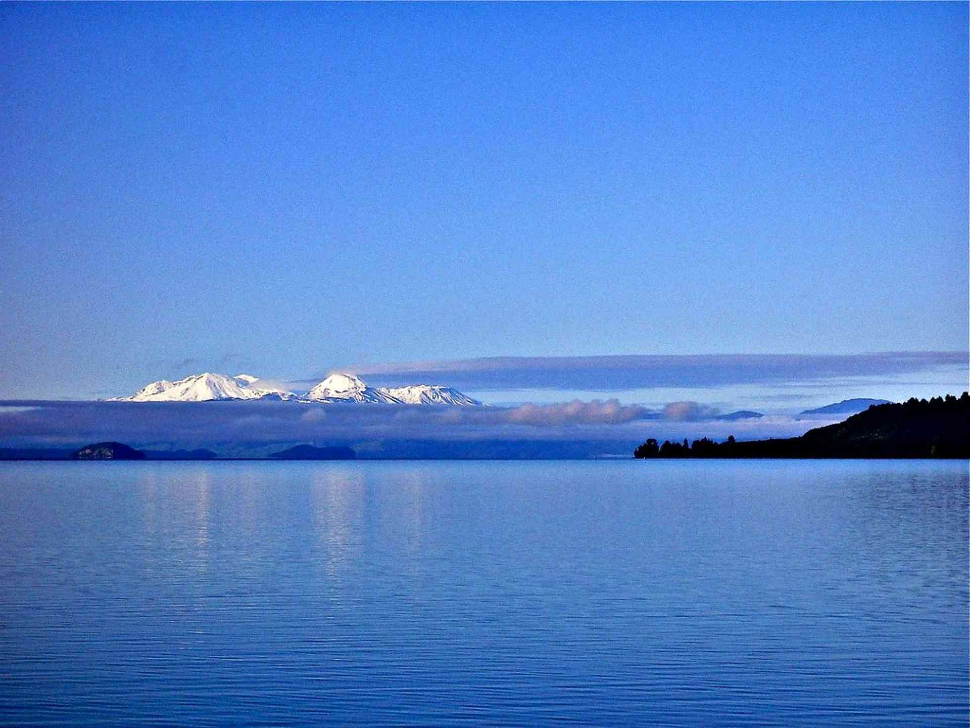 Taupo, New Zealand by Herry Lawford