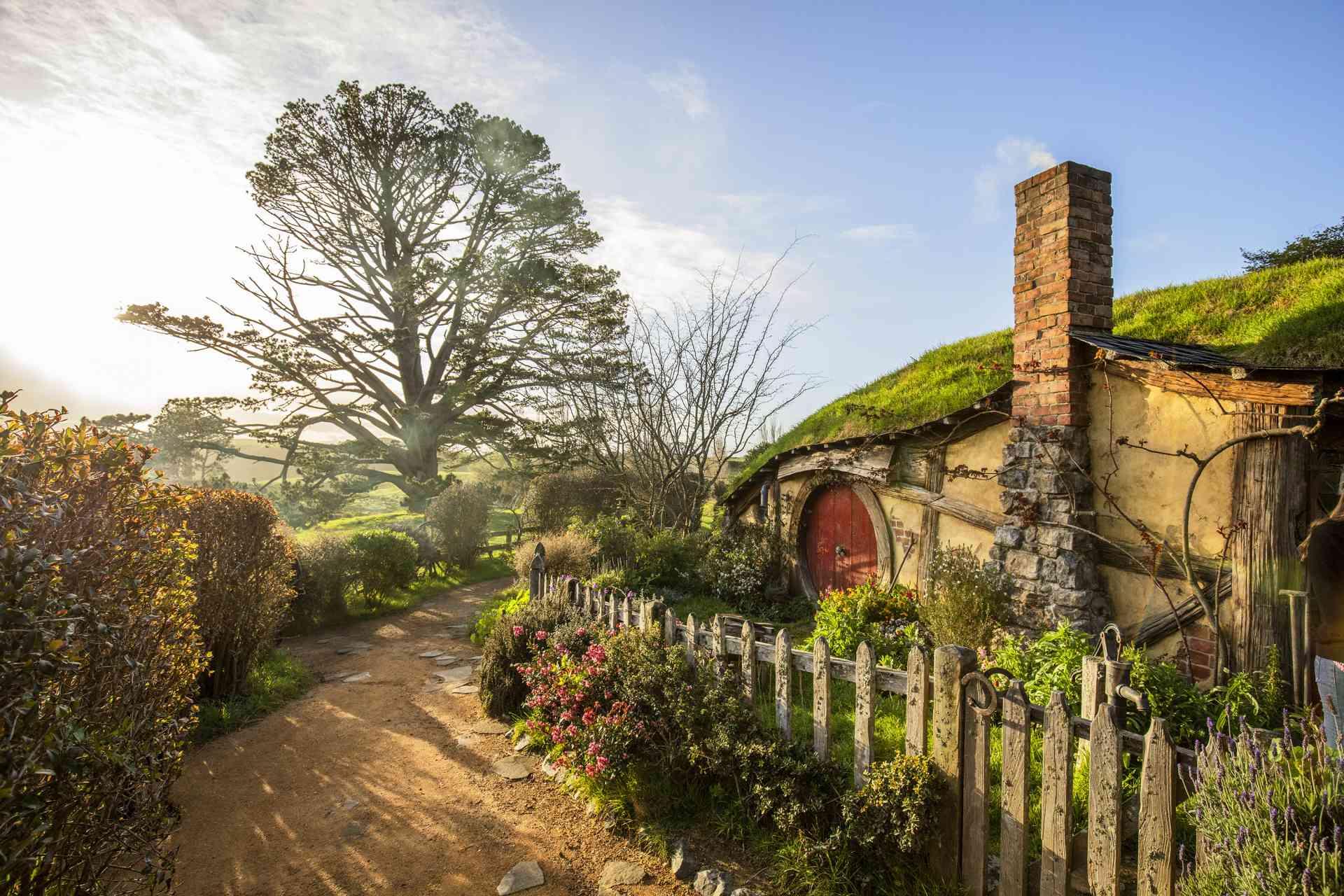 Hobbiton™, Matamata, New Zealand by Matt Crawford