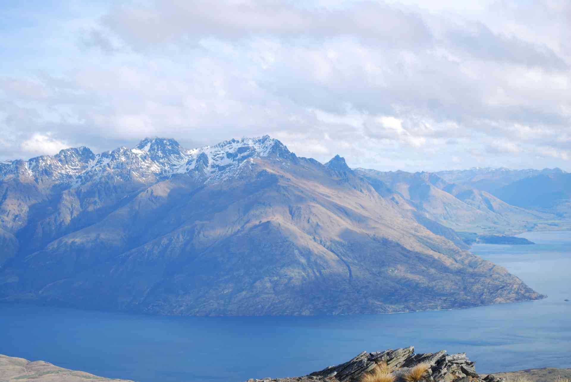 Lake Wakatipu, Queenstown, New Zealand by Tourism New Zealand