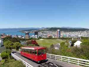 Wellington, New Zealand by Brett Taylor