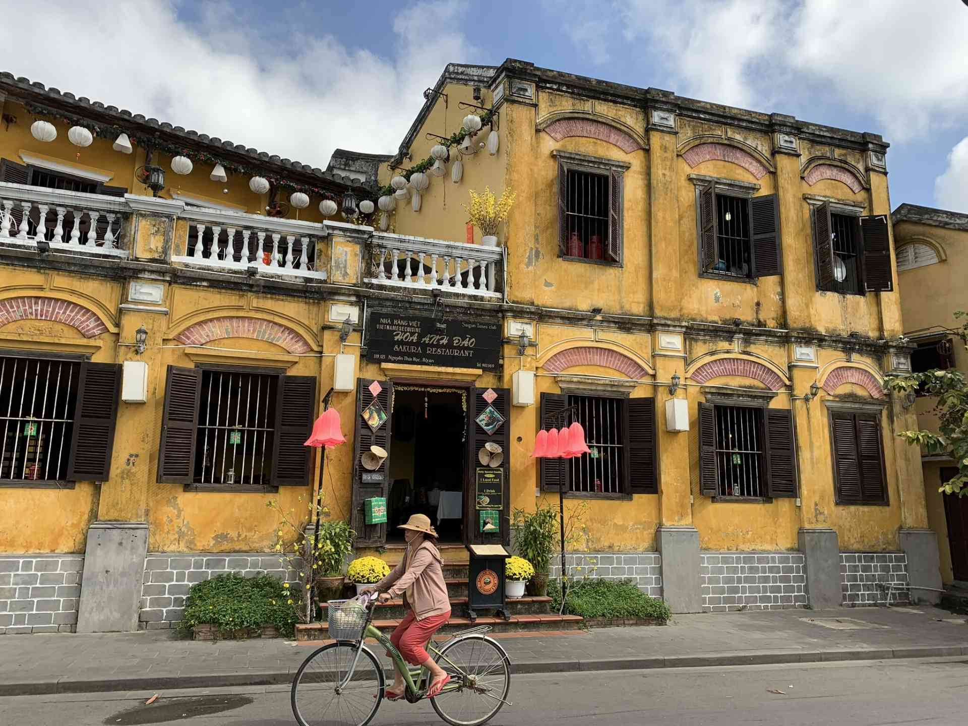 Congratulations to our April 2019 photo winner George C for this captivating shot of Hoi An, Vietnam.