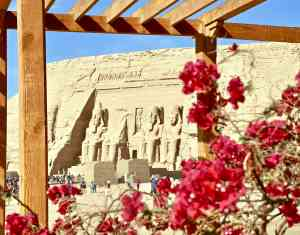 Congratulations to our May 2019 photo winner Ian C for capturing this beautiful photo of Abu Simbel Temple in Aswan, Egypt!