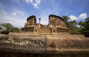 Pollonnaruwa, Sri Lanka