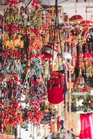 Markets, Jaipur, India