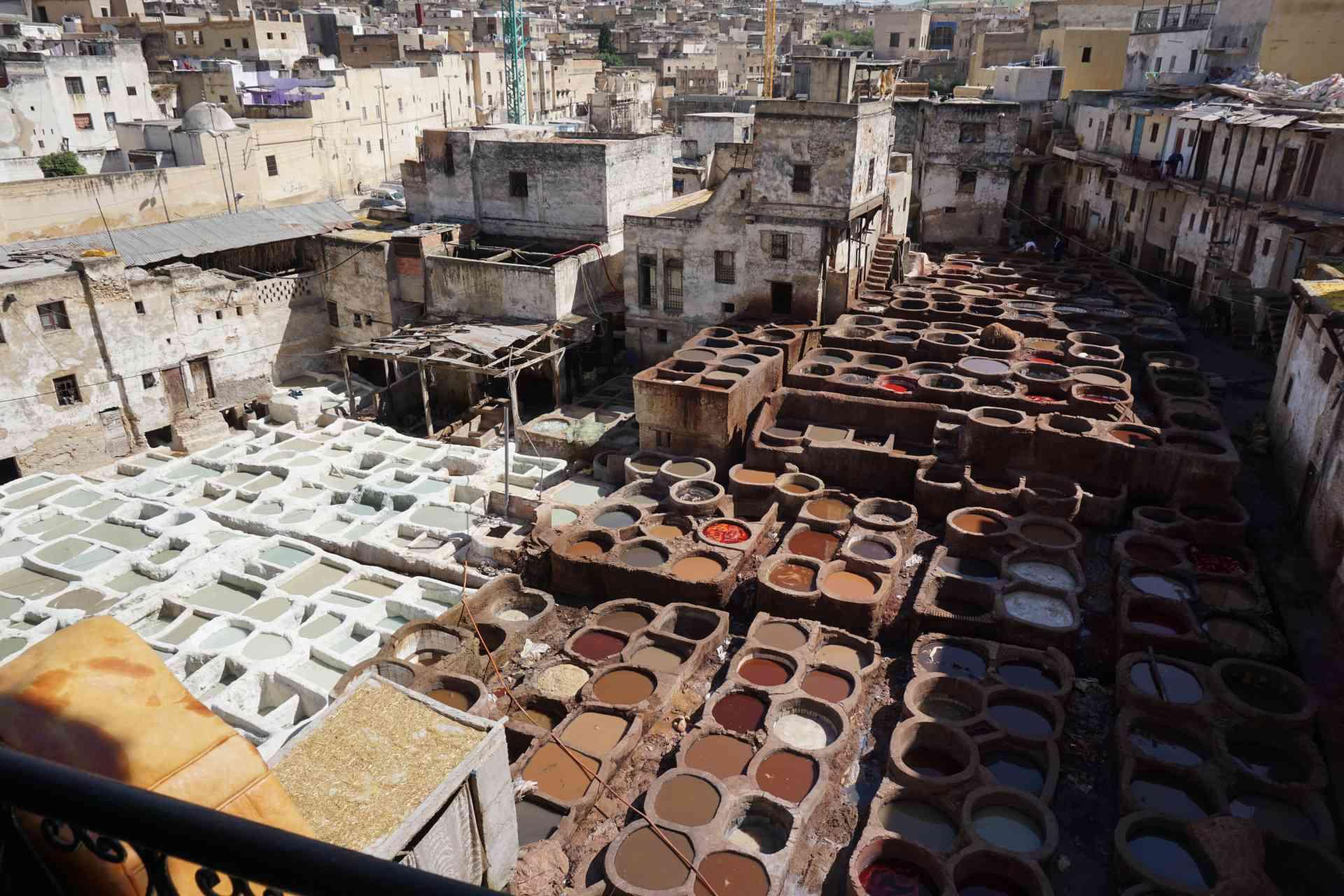 Fez, Morocco by Silvia Schweininger