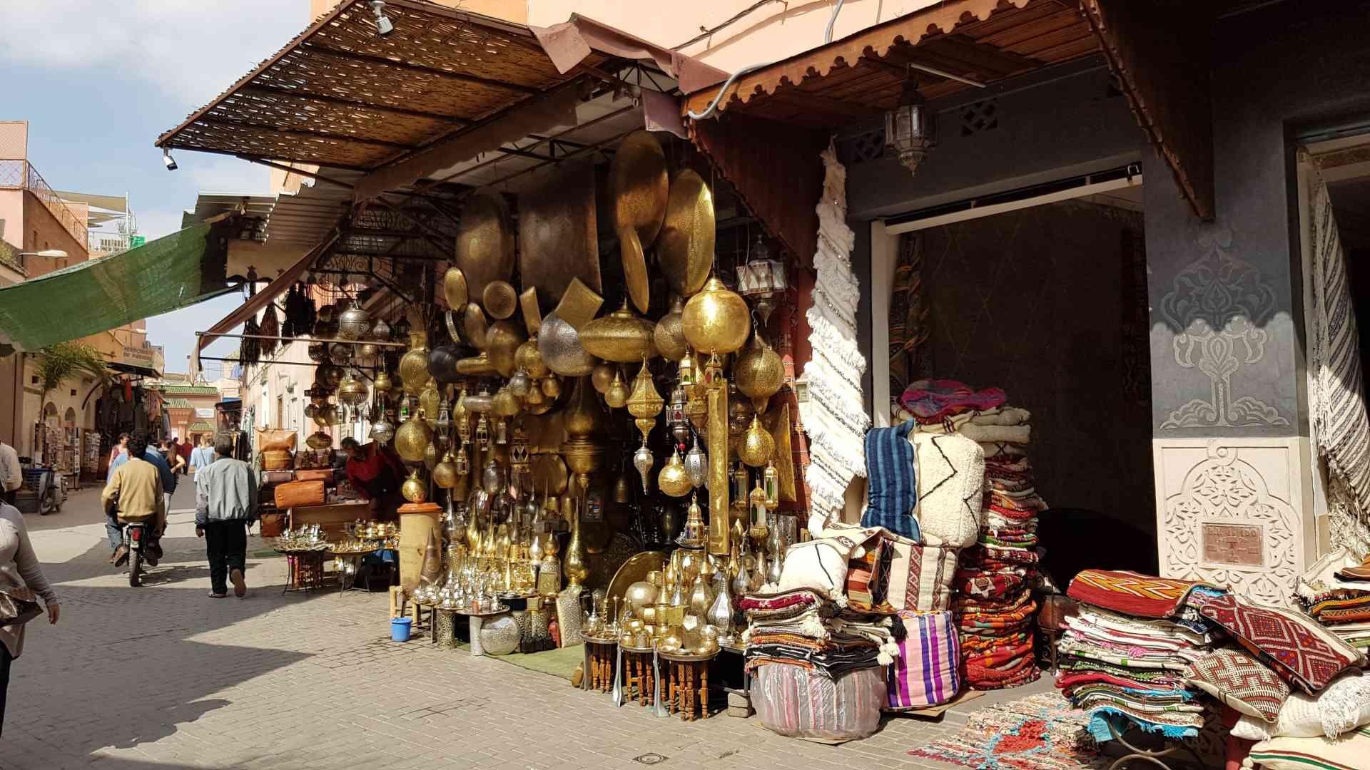 Marrakech, Morocco by Dennis Bunnik