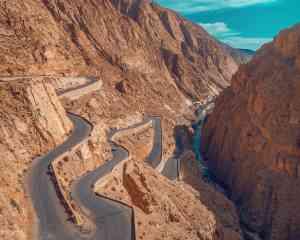 Tizi-n-Tichka Pass, Morocco