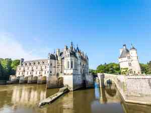 Loire Valley, Chinon, France