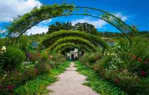 Monet's Garden, Giverny, France