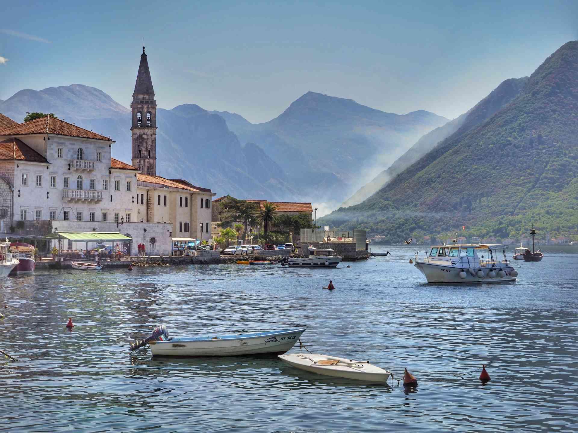 Kotor, Montenegro by David Hein