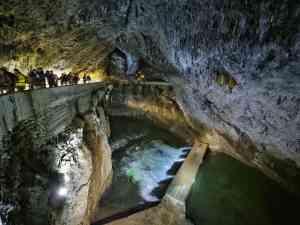 Postojna Caves, Slovenia by David Hein