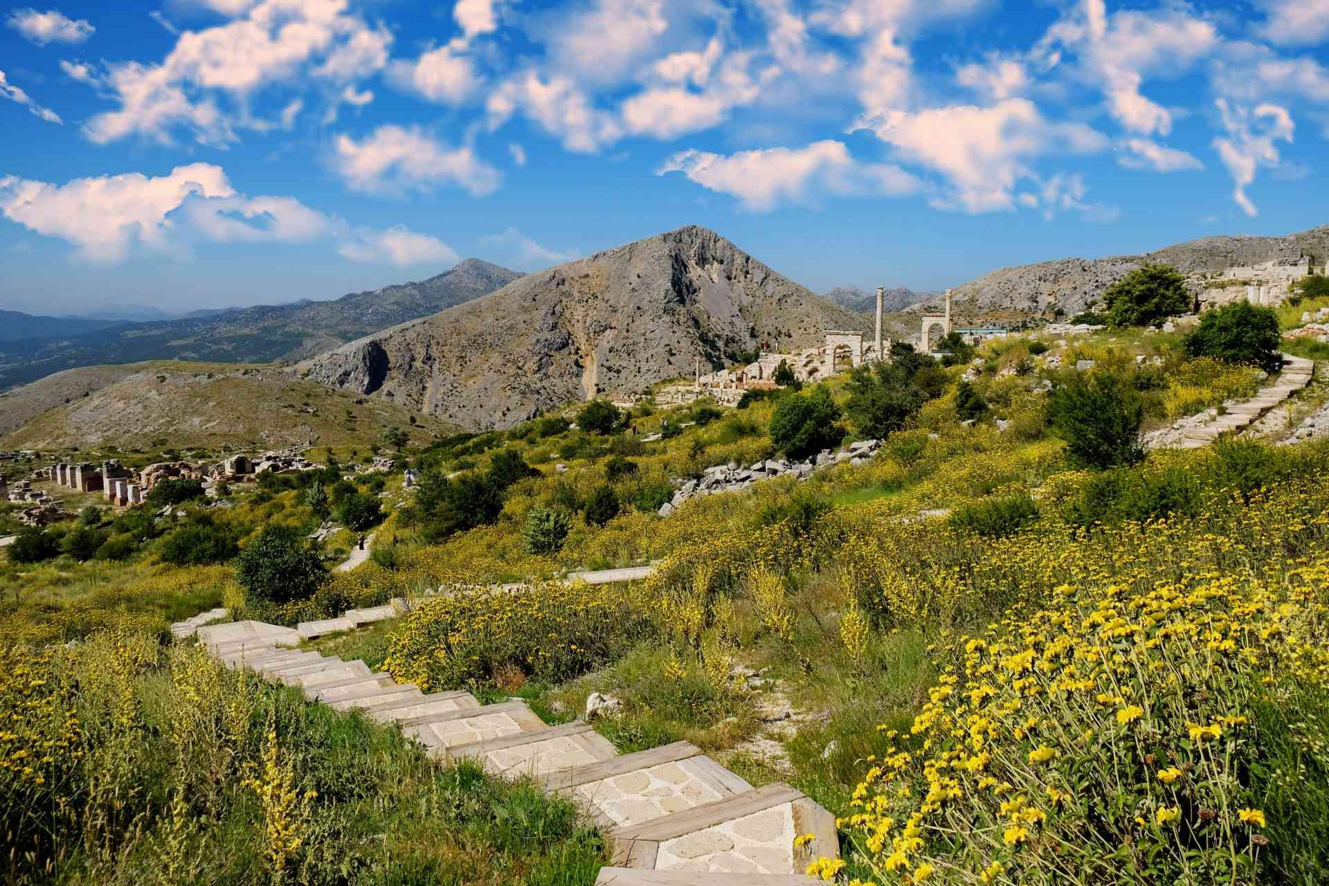 Sagalassos, Turkey