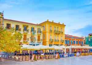 Nafplio, Greece by Adobe Stock