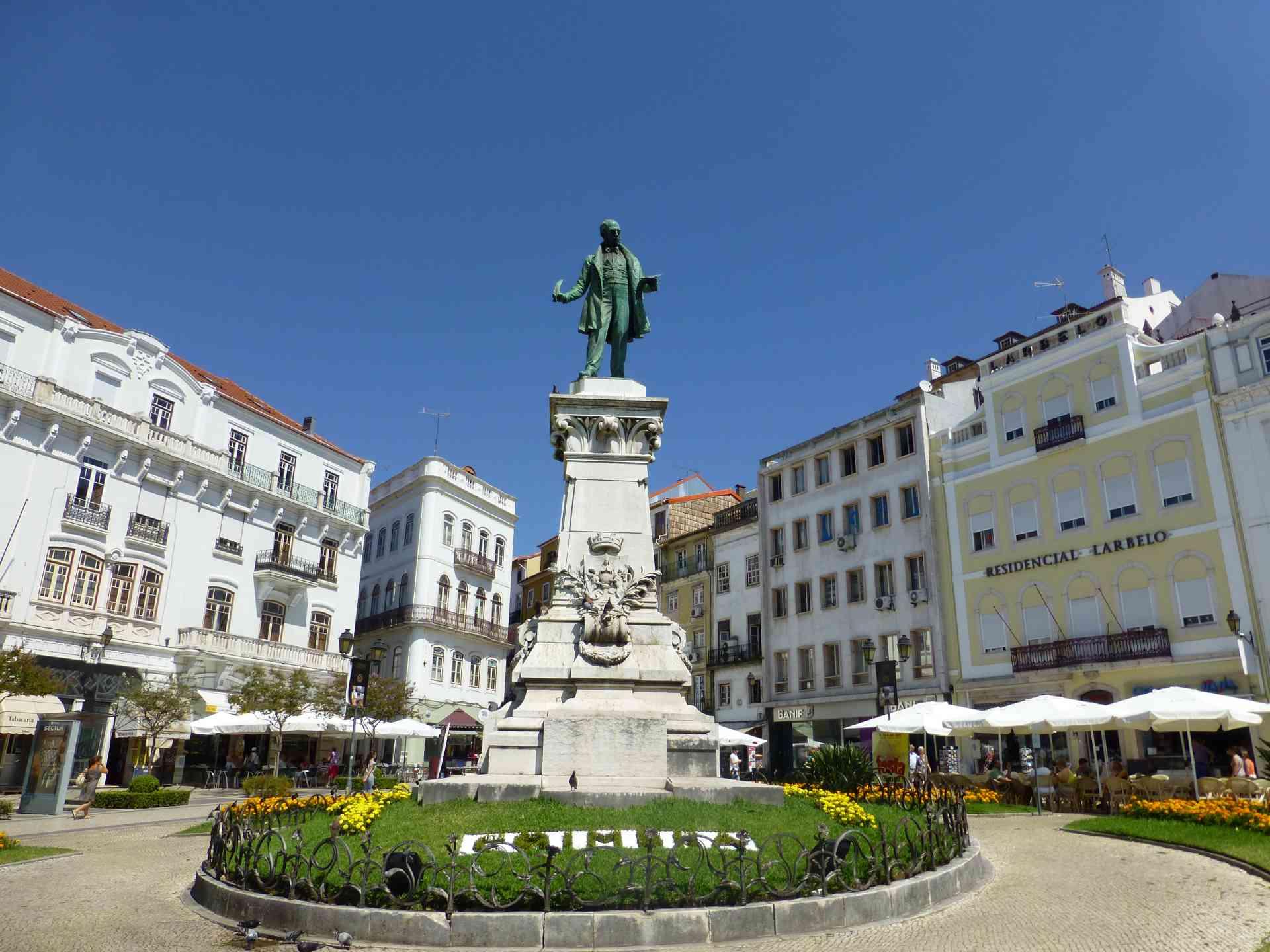 Coimbra, Portugal by Dennis Bunnik