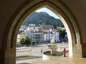 Sintra, Portugal by Dennis Bunnik
