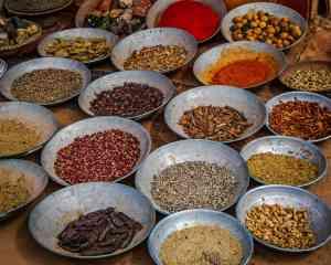 Spices, Jordan