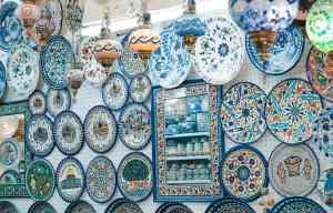 Market Goods, Tel Aviv, Israel