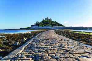 St Michael's Mount, England by Adobe Stock