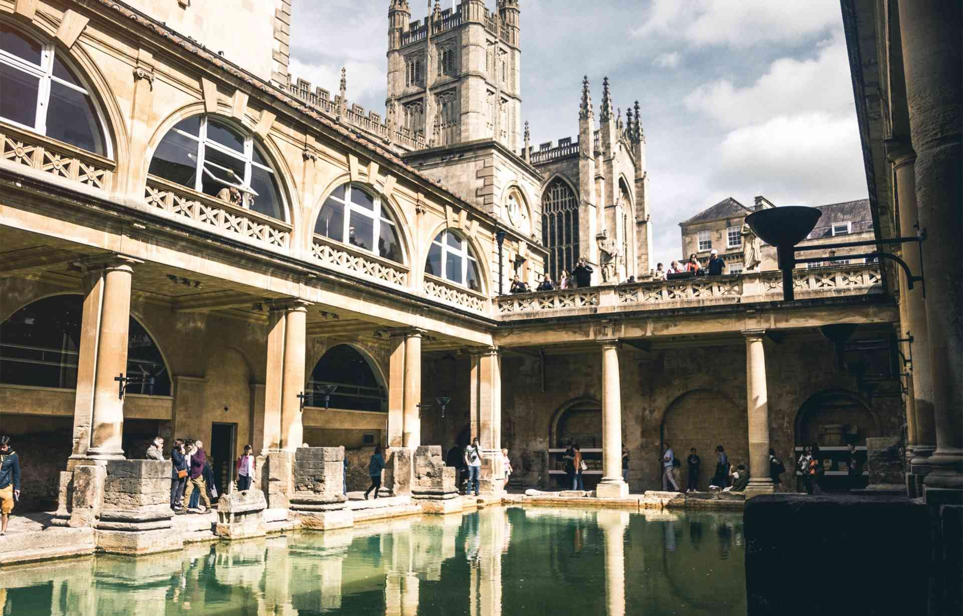 Bath, England by Jose Llamas/Unsplash