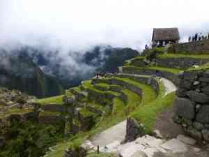 Machu Picchu, Peru by Dennis Bunnik