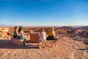 Atacama Desert, Chile by Aleisha Treloar