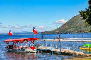 Lakes District, Chile by Aleisha Treloar