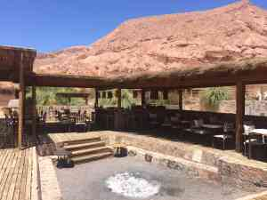 Alto Atacama Desert Lodge & Spa dining experience, Chile by James Atwell
