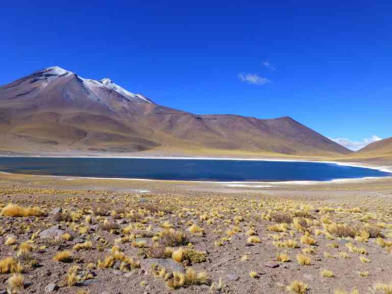 Atacama Desert landscape by Marion Bunnik