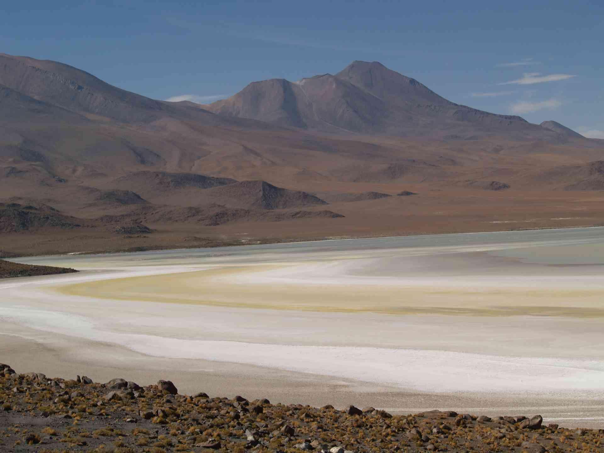 Ojo de Perdiz, Bolivia by Annelieke Huijgens