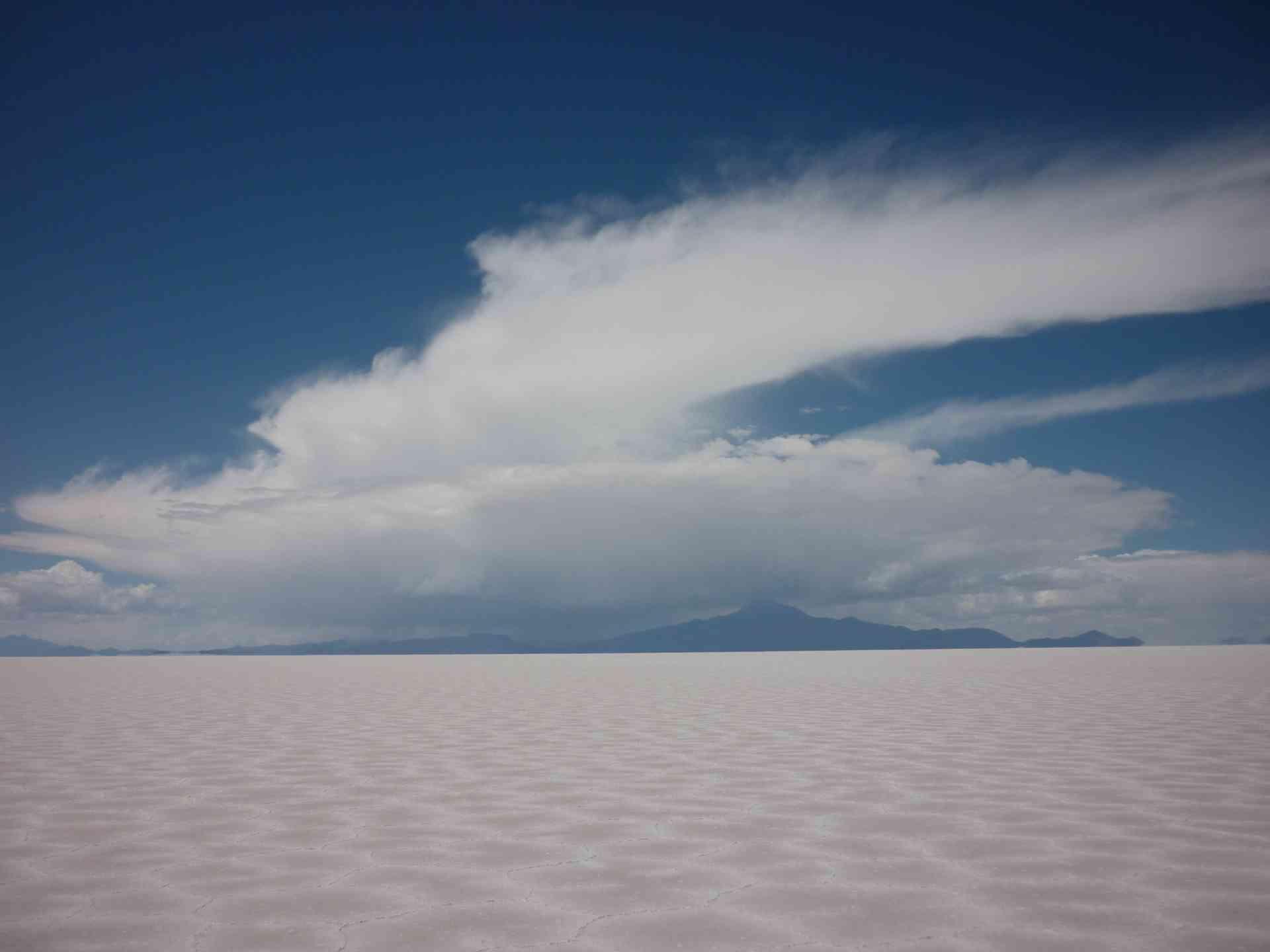 Salar de Uyuni, Bolivia by Gary Hayes