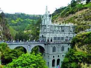 Las Lajas Sanctuary, Colombia by Sacha Bunnik