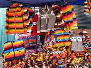 Otavalo Market, Ecuador by Annelieke Huijgens