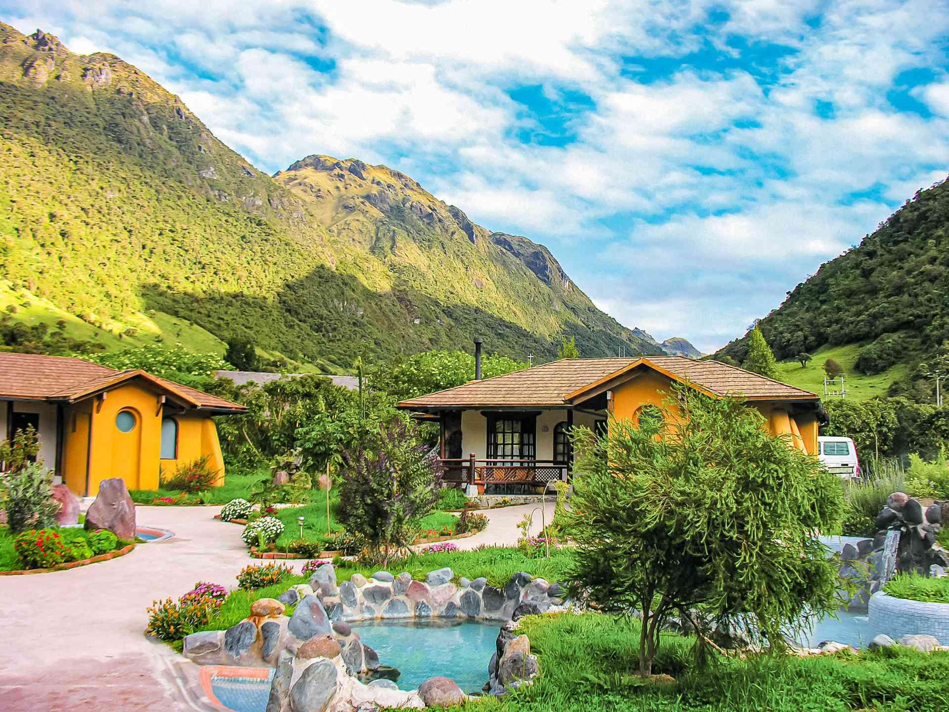 Papallacta, Ecuador by Marion Bunnik