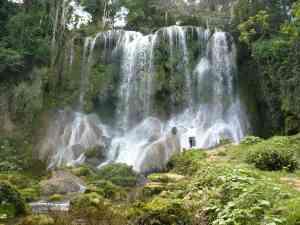 El Nicho Falls, Cienfuegos, Cuba by Marion Bunnik