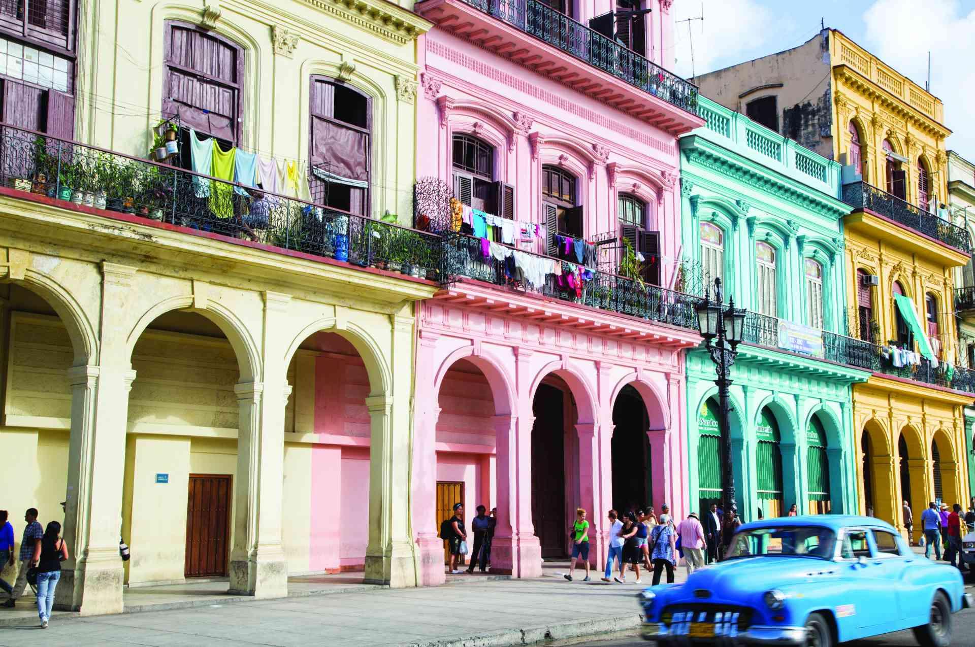 Havana, Cuba by Graham Meale