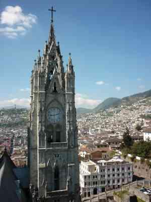 Quito, Ecuador by Gary Hayes